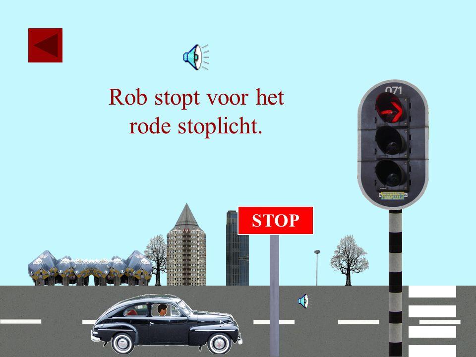 47 Rob komt aan in Rotterdam.