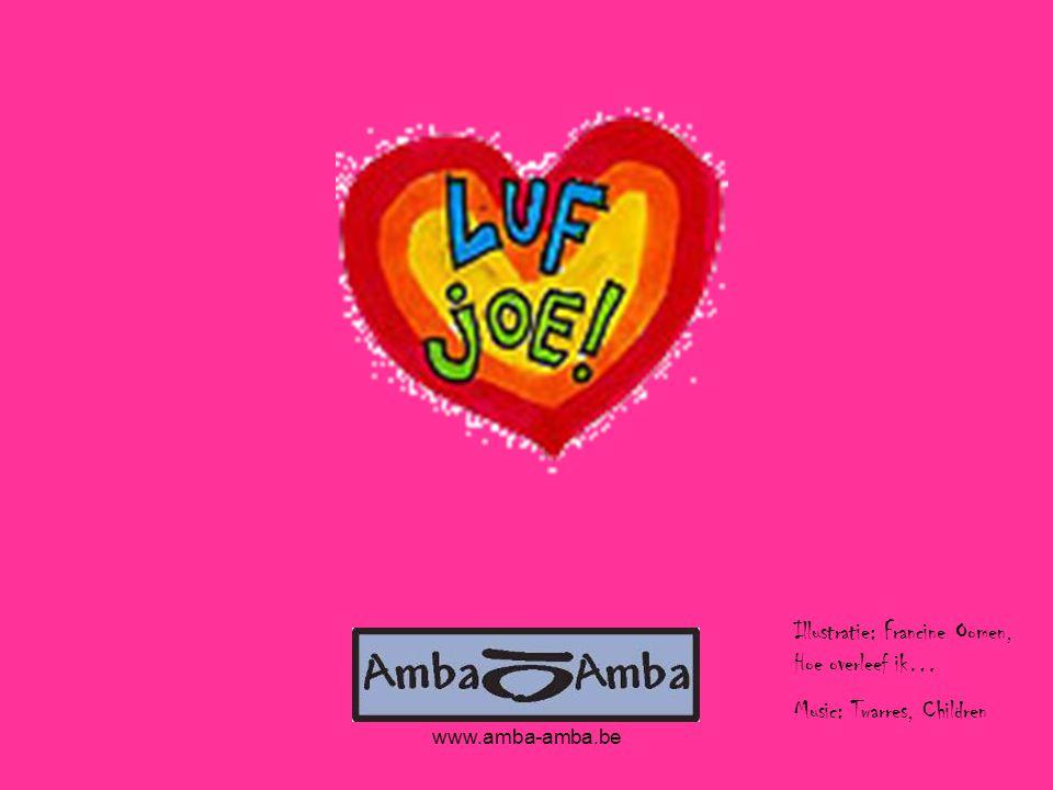 www.amba-amba.be Illustratie: Francine Oomen, Hoe overleef ik… Music: Twarres, Children
