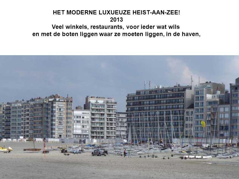 HET MODERNE LUXUEUZE HEIST-AAN-ZEE.