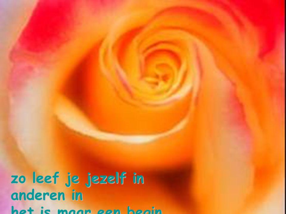 Luister naar je hart het fluistert heel zacht