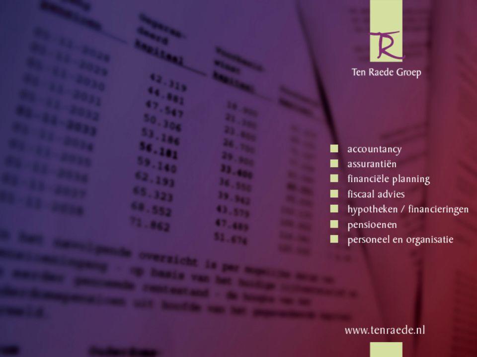 WGA-excedent dekking Opgebouwd uit twee dekkingsmogelijkheden:  Dekking WGA-excedent tot 70 %  70 % van (laatstverdiende loon -/- gemaximeerde dagloon) x uitkeringspercentage  Dekking WGA-excedent tot 80 %  (10 % van laatstverdiende loon) x uitkeringspercentage/70 % Inhoud •Van WAO naar WIA •Inhoud WIA - IVA - WGA - Geen regeling •Risico's •Verzekerings- oplossing •- WGA-hiaat •- WIA-excedent •- WIA-basis •Samenvatting
