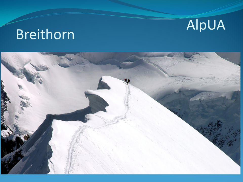 AlpUA Breithorn