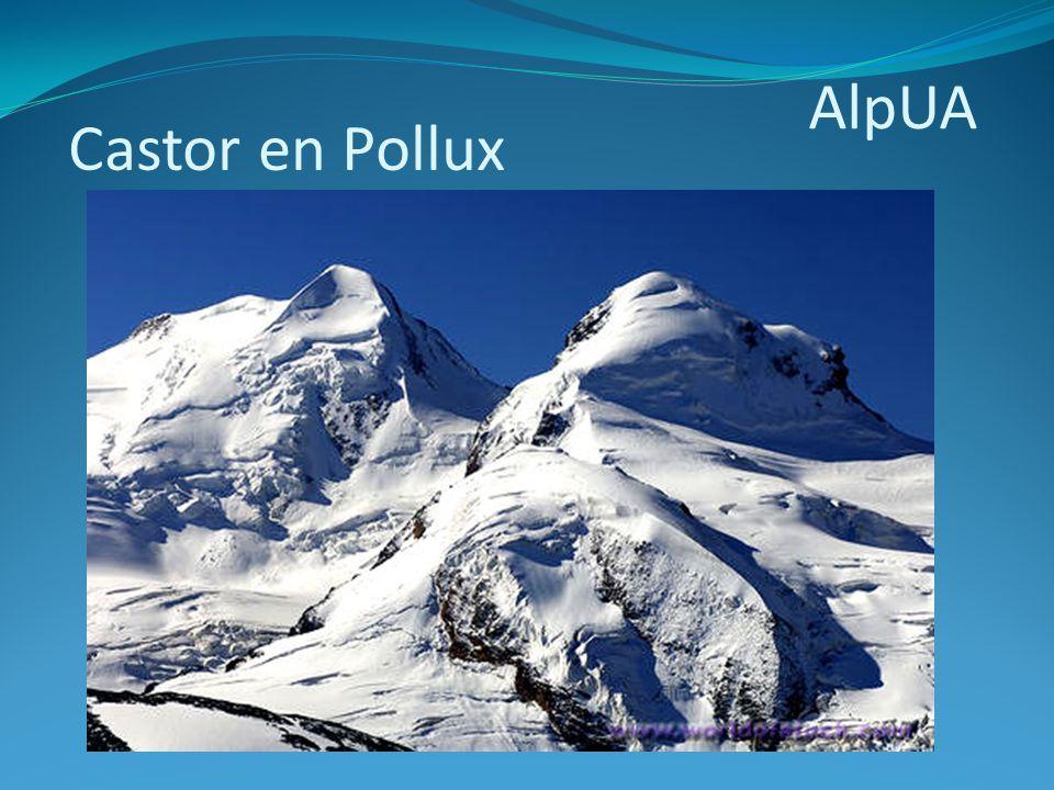 AlpUA Castor en Pollux