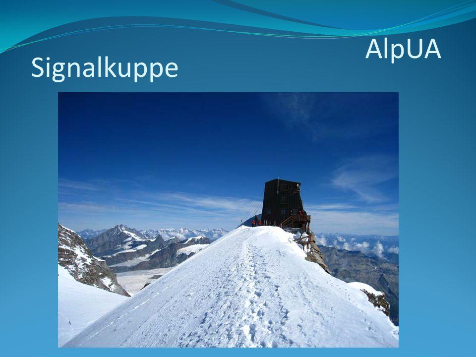 AlpUA Signalkuppe