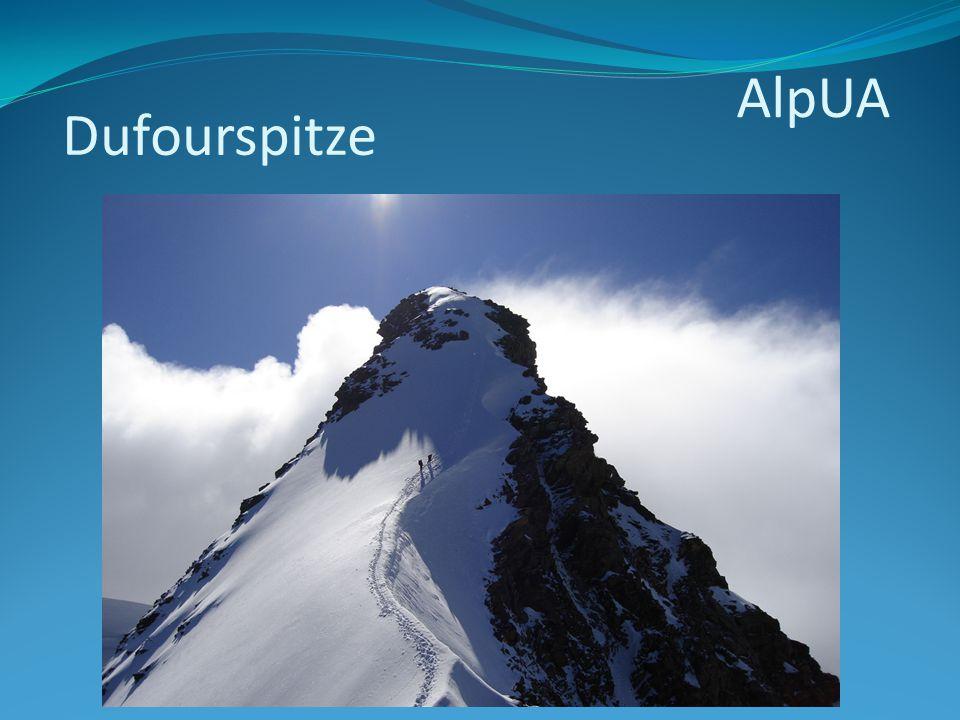 AlpUA Dufourspitze
