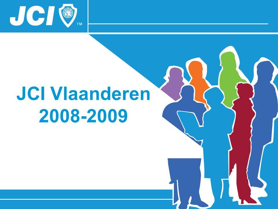 JCI Vlaanderen 2008-2009