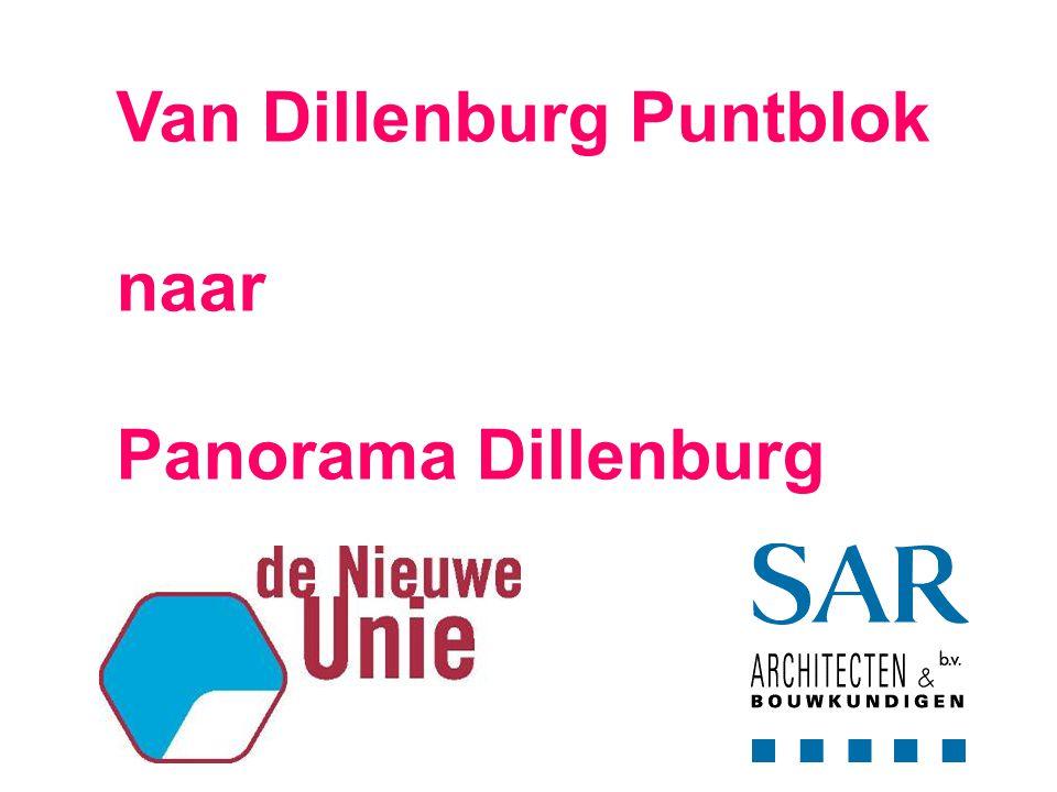Van Dillenburg Puntblok naar Panorama Dillenburg van dit beeld uit 2005 naarnaar deze situatie in 2009