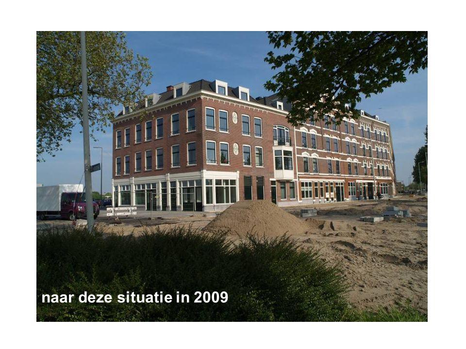Een drietal projecten op het schiereiland van Feijenoord, worden aangeduid met de Dillenburgblokken .