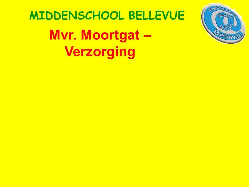 Mvr. Moortgat – Verzorging MIDDENSCHOOL BELLEVUE