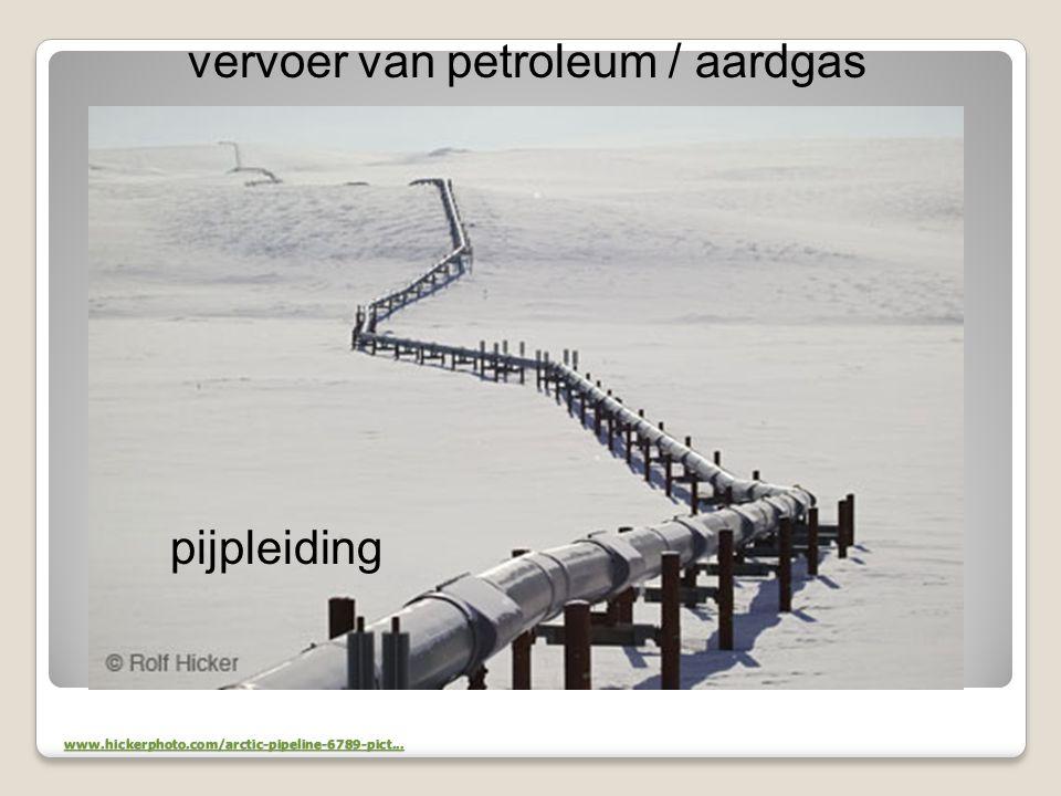 www.hickerphoto.com/arctic-pipeline-6789-pict... vervoer van petroleum / aardgas pijpleiding