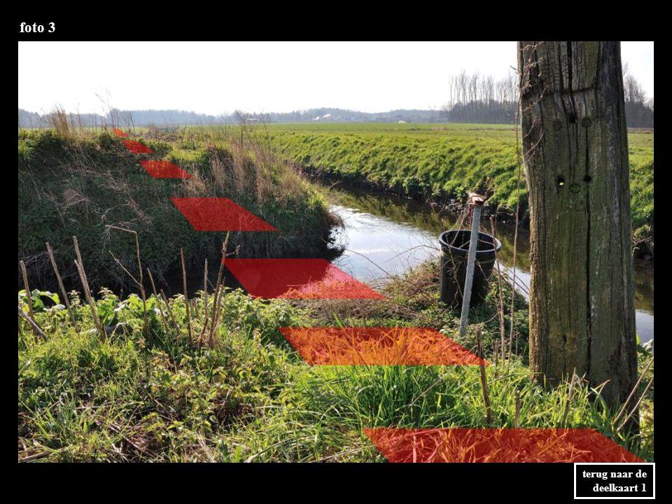 foto 4 Oversteek van de Zwarte Beek (waterloop nr. 1273) terug naar de deelkaart 1