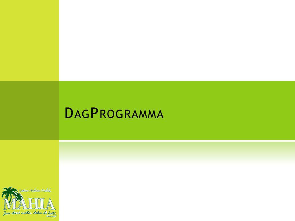 D AG P ROGRAMMA