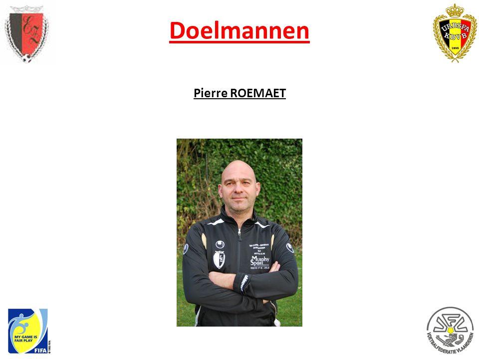 Doelmannen Pierre ROEMAET