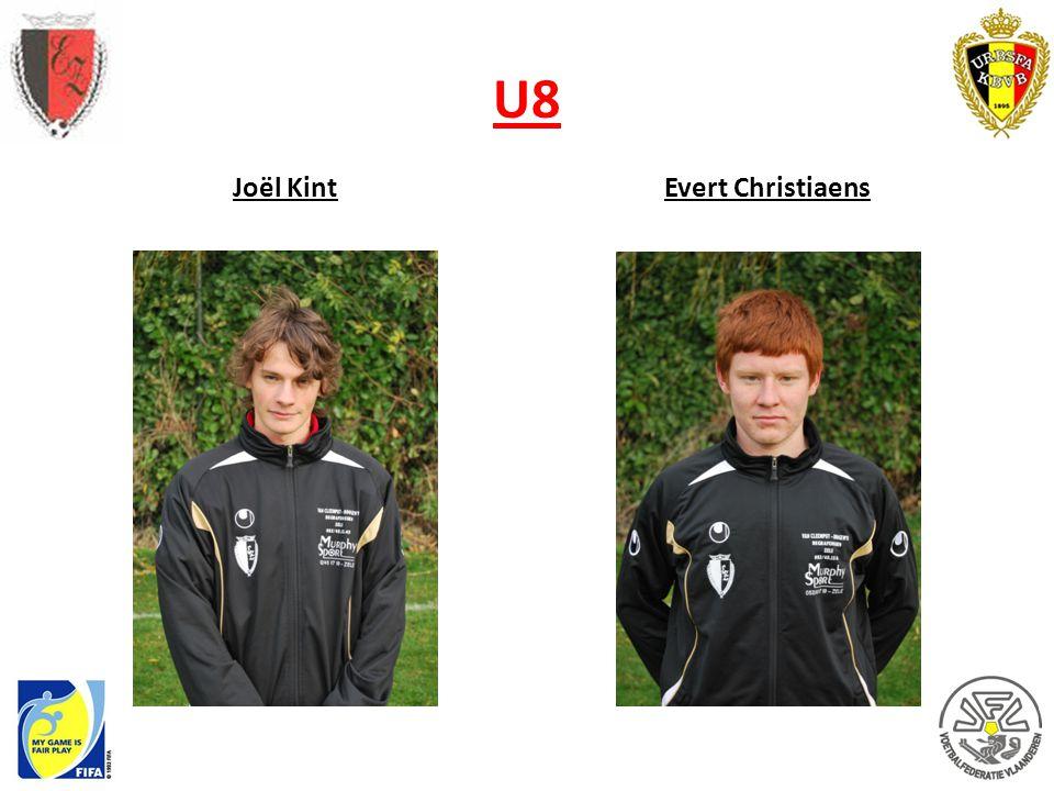 U8 Joël KintEvert Christiaens