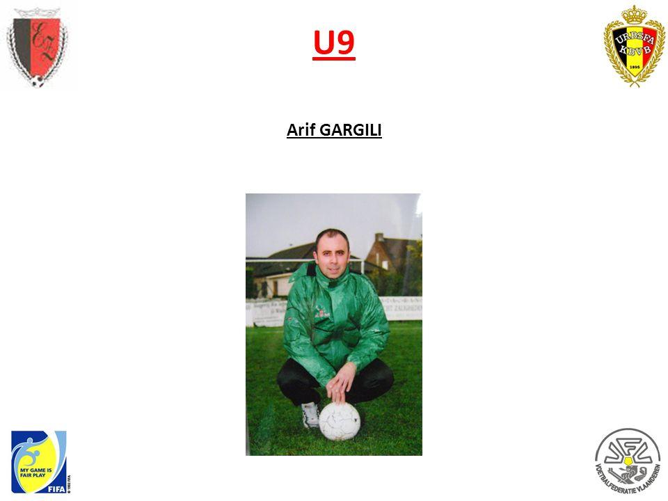 U9 Arif GARGILI
