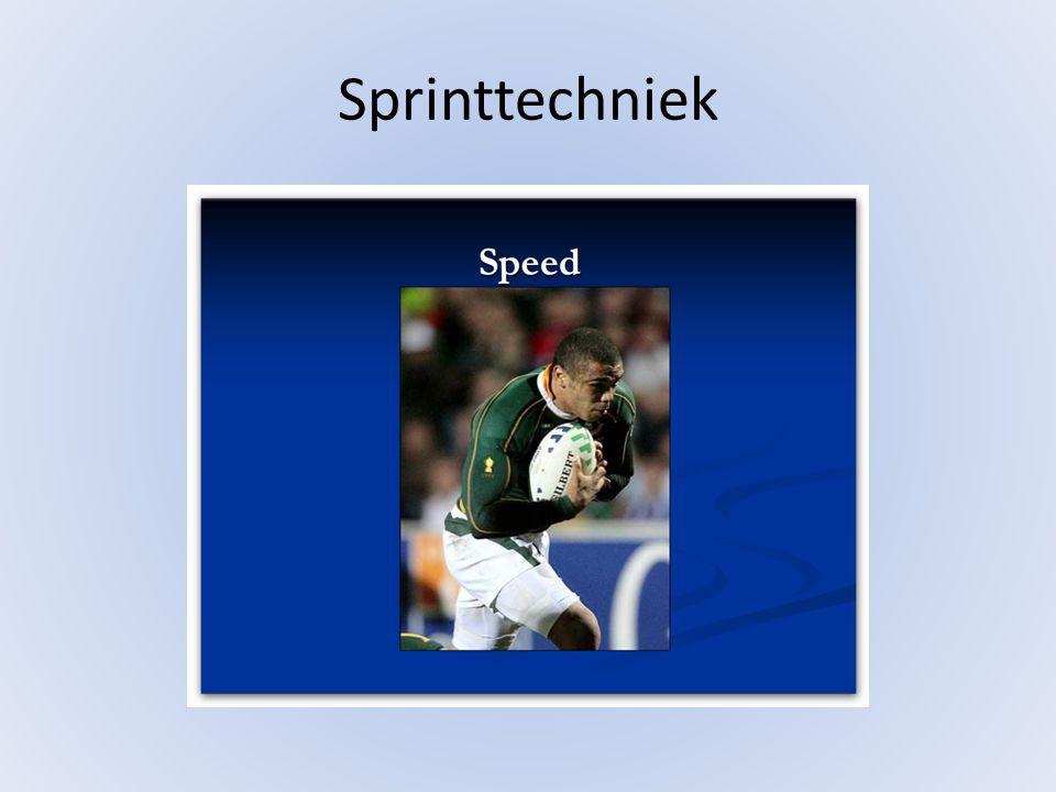 Sprinttechniek