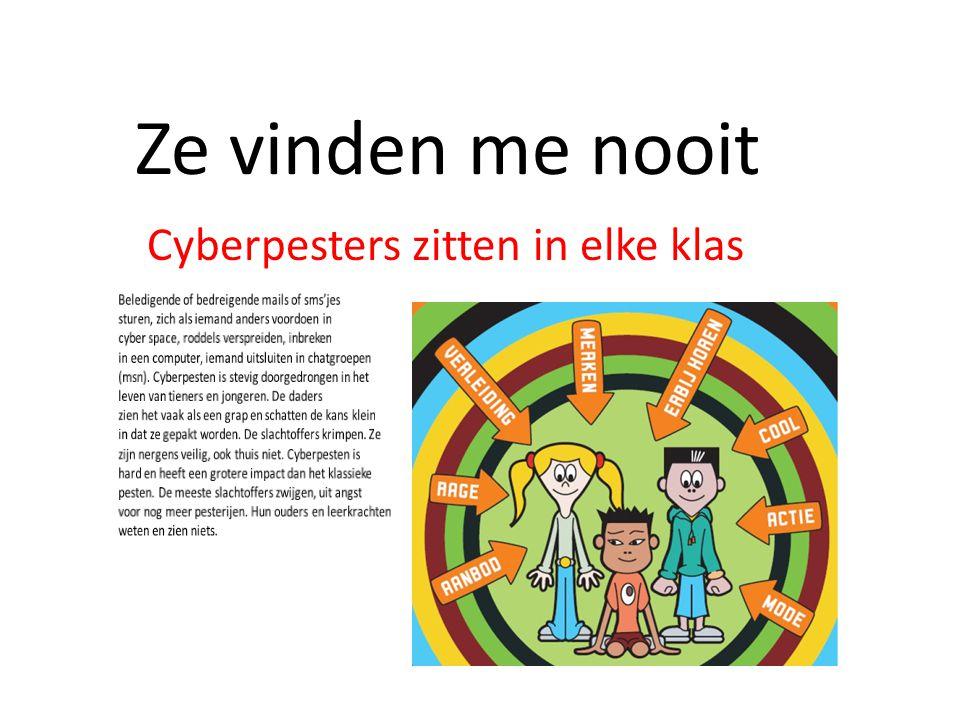 Ouders en cyberpesten - Ouders zijn verantwoordelijk voor wat hun kind doet op het web.