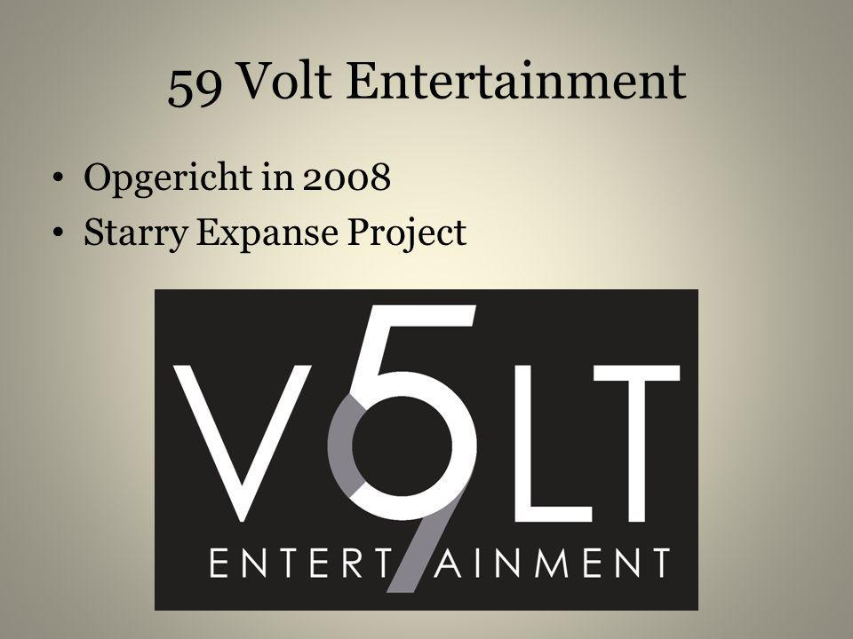 59 Volt Entertainment • Opgericht in 2008 • Starry Expanse Project