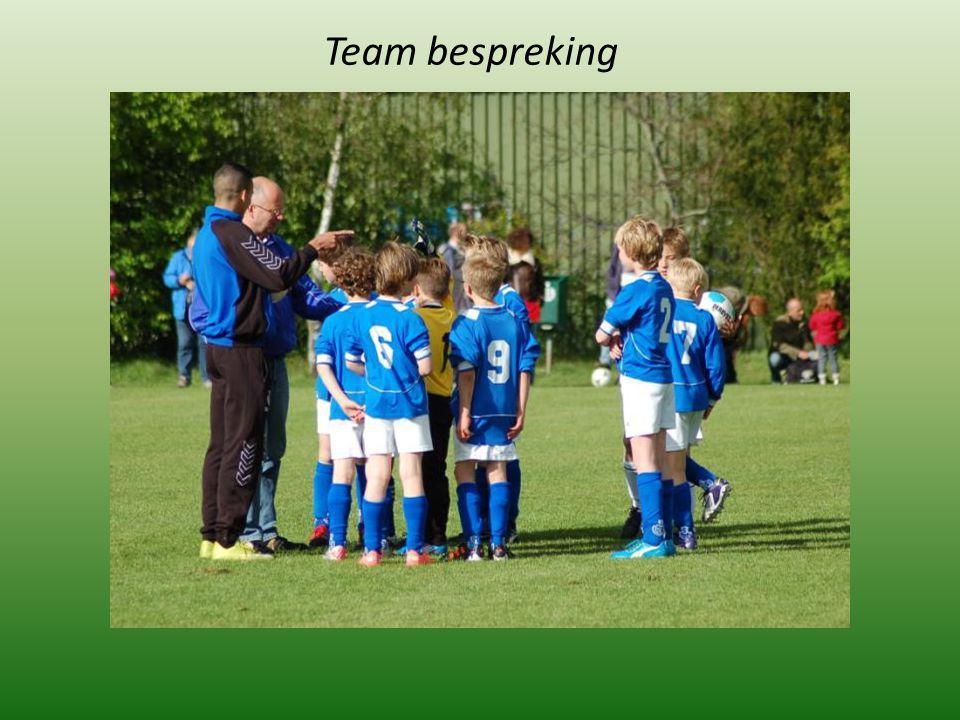 Een superprestatie waarvoor dank aan spelers, trainers, coach en supporters!