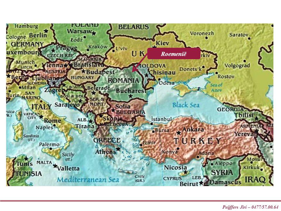 Peijffers Jiri – 0477/57.00.64 Roemenië