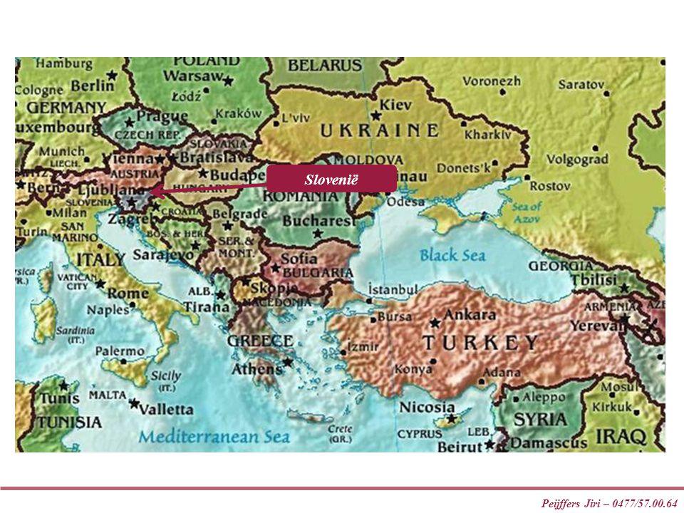 Peijffers Jiri – 0477/57.00.64 Slovenië