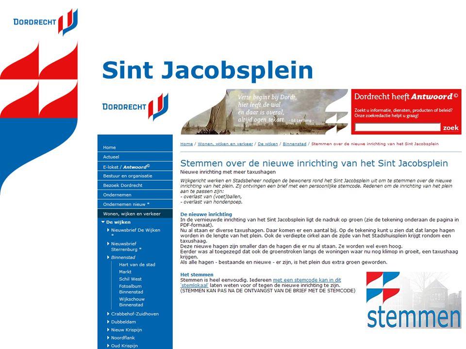Sint Jacobsplein