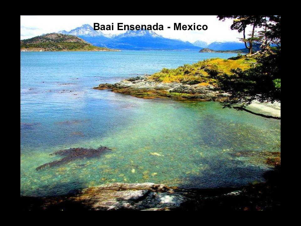 Baai van Ushuaia - Vuurland - Argentinië