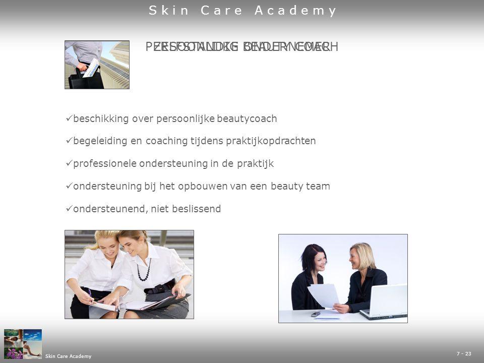 18 - 23 Skin Care Academy SUCCES TRAINING SEMINARINTRODUCTIE MIDDAG  maandelijkse ondersteunende en aanvullende trainingen door geheel Nederland  voor groei van je bedrijf op het gebied van klanten / team naar een topinkomen  uitgebreide productinformatie  ontmoeten / netwerken collega's  introductie nieuwe teamleden