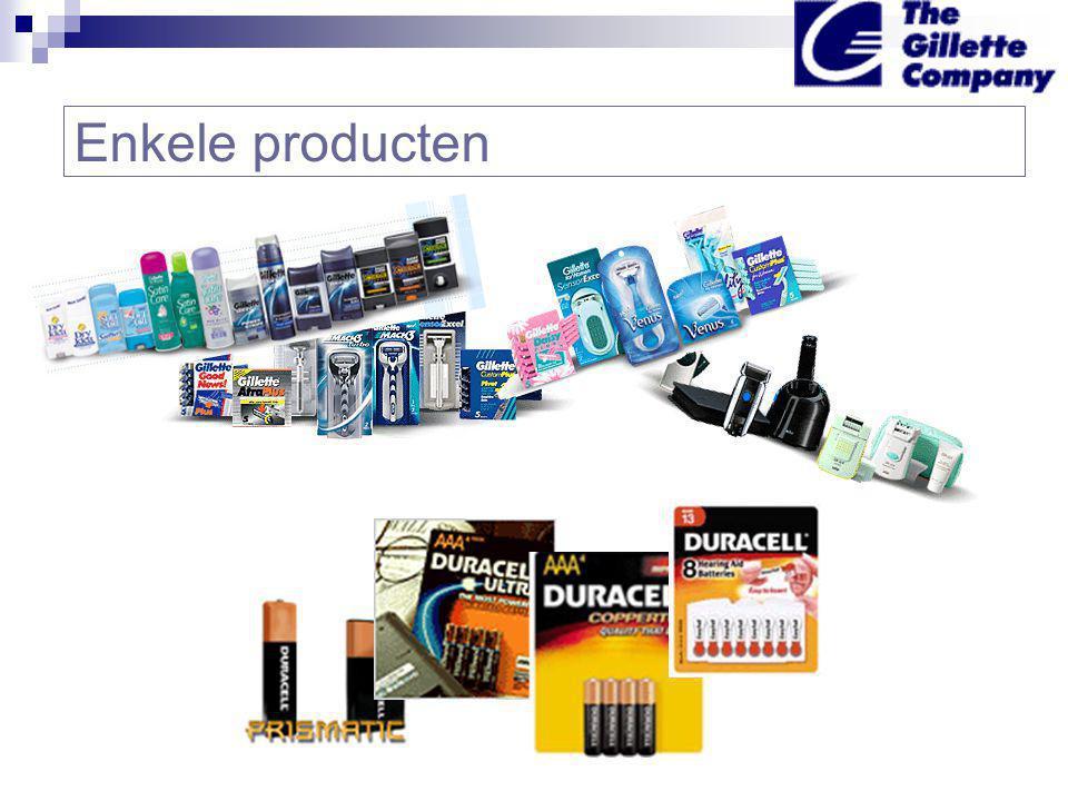 Enkele producten