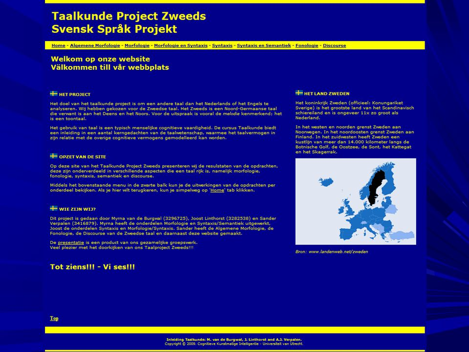 Home-page site