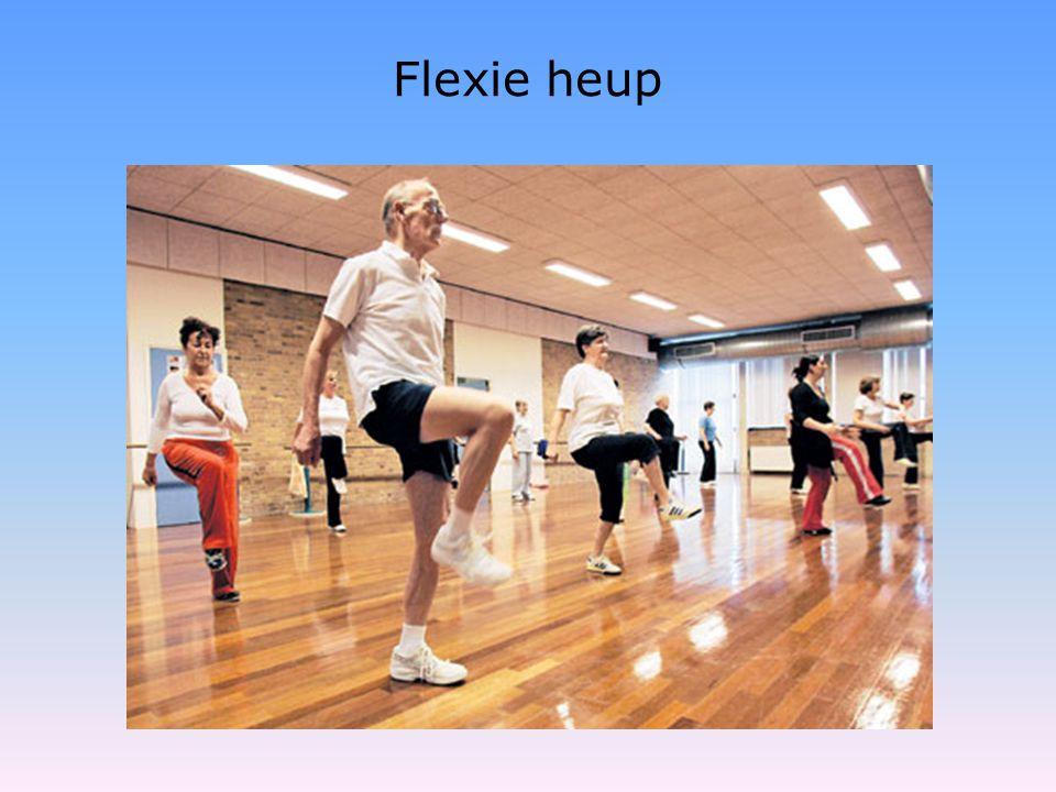 Flexie heup