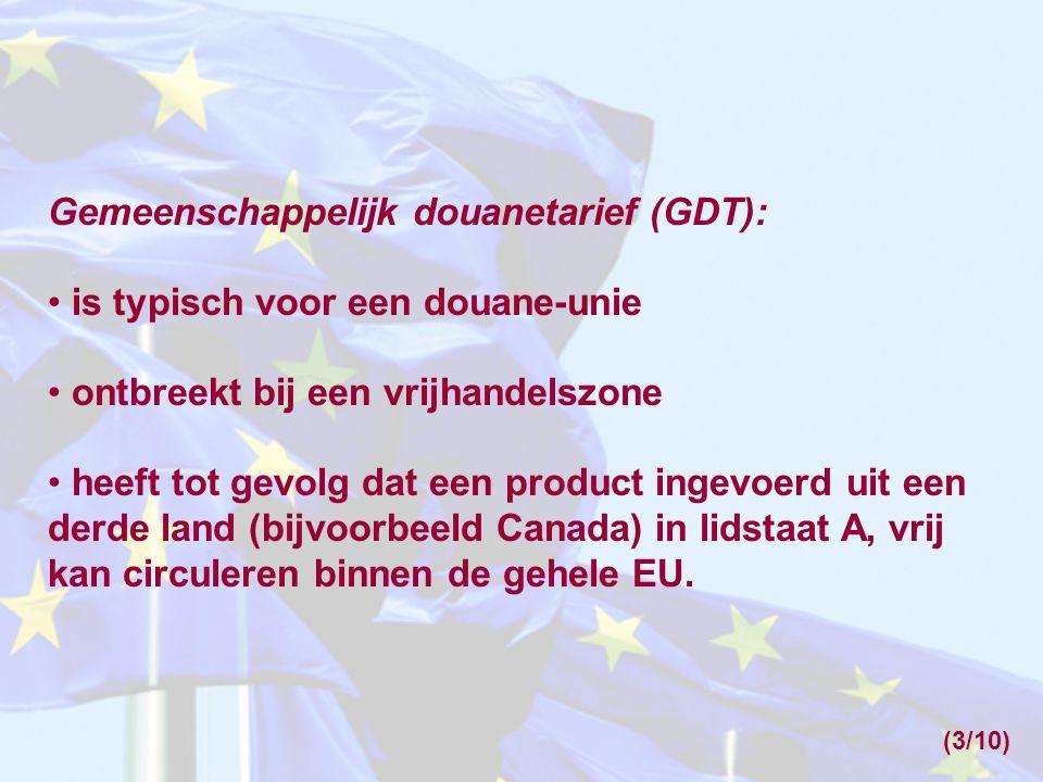 Kijkend naar invoer, verbiedt artikel 25: • Invoerrechten (= geldelijke lasten op ingevoerde goederen) • Heffingen van gelijke werking (= alle overige lasten op ingevoerde goederen, zoals het berekenen van kosten voor sanitaire inspecties) Verboden zijn dus lasten op ingevoerde producten (die niet gelden voor binnenlandse producten).