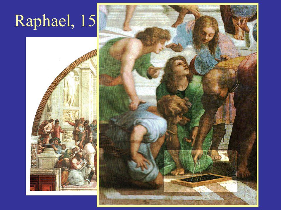 7 Raphael, 1509, School van Athene