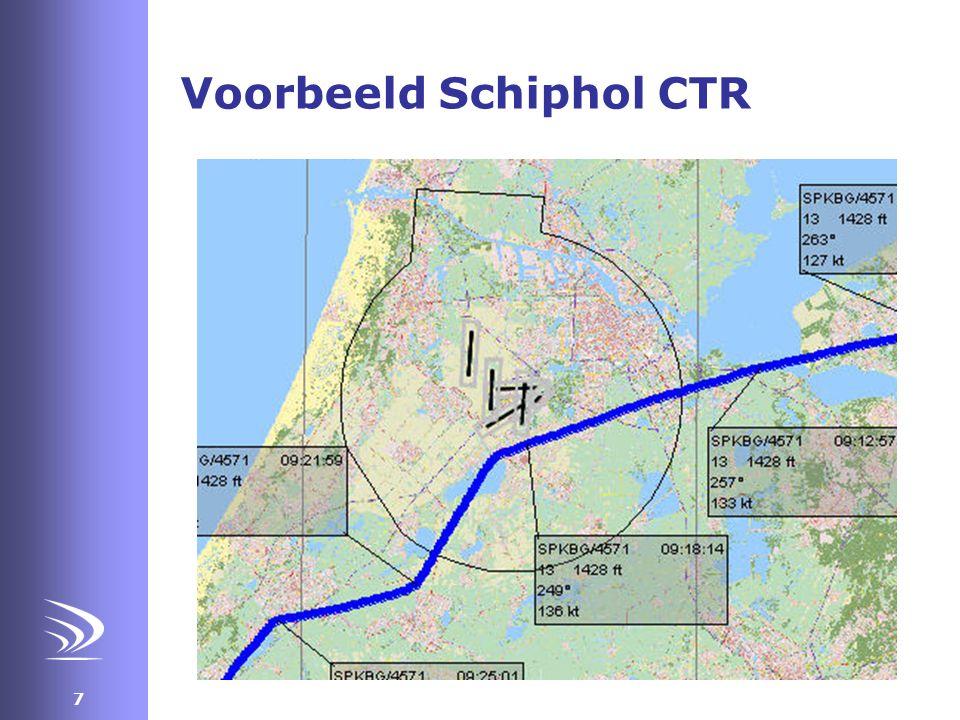 7 Voorbeeld Schiphol CTR