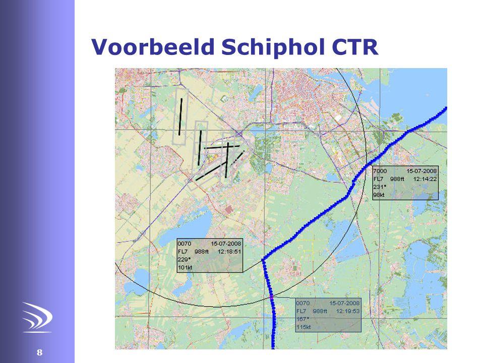9 Voorbeeld Schiphol TMA