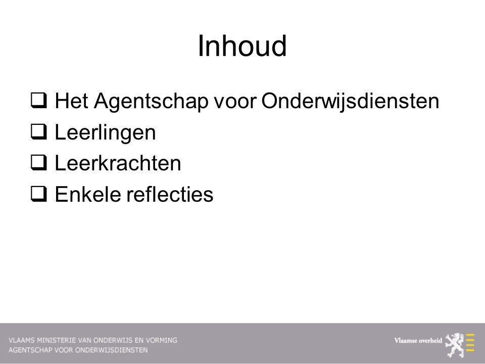 Nederlandse leerkrachten* in het Vlaams onderwijs *Nederlandse nationaliteit + Nederlandse verblijfsplaats (grensarbeiders) met lesopdracht op 1/2