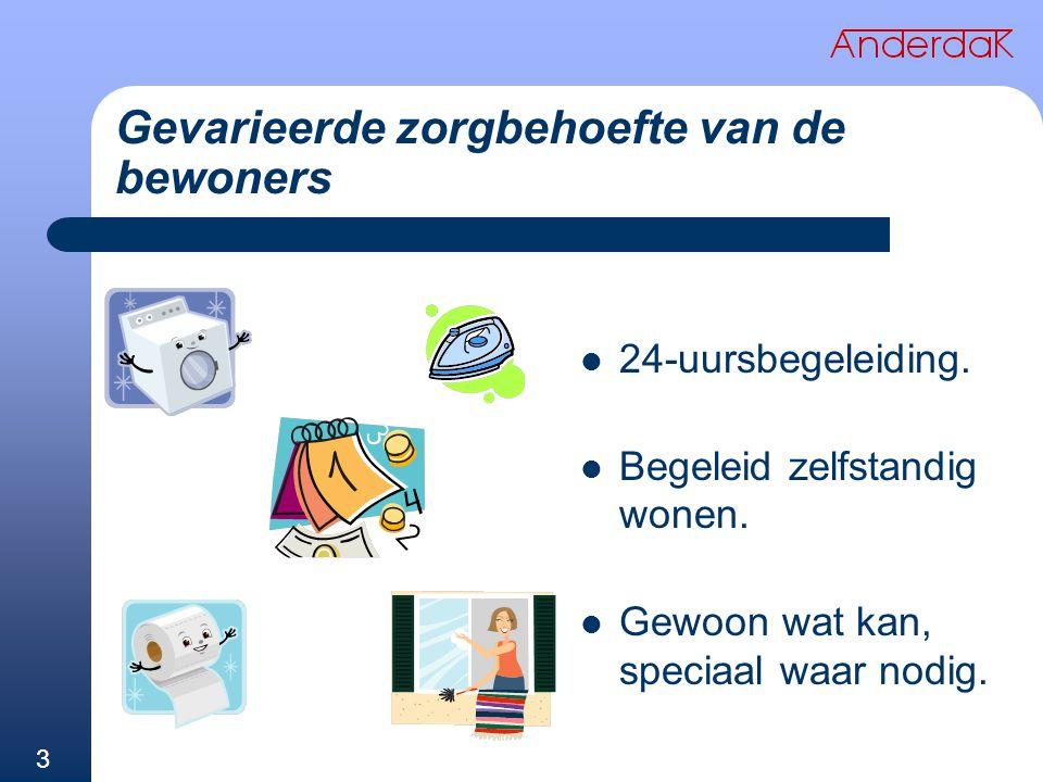 14 Andere voorbeelden: Project Vrijburcht, IJburg Amsterdam  Ontwikkeling duurzaam woon-werkgebouw: 41 woningen + eetcafé e.d.