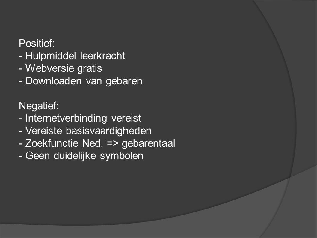 ICT workshops •Veel diversiteit : zowel kleuters als lager onderwijs •Vooral voor kinderen met dyslexie •Goed voor beginnende geletterdheid (3 de kleuterklas naar 1 e leerjaar) •Er zijn verschillende types oefeningen: flitswoorden, invuloefeningen, memory, lingo, rijm, … • auditieve ondersteuning, 7 niveaus mogelijk http://www.ictworkshops.nl/www.ictworkshops.nl