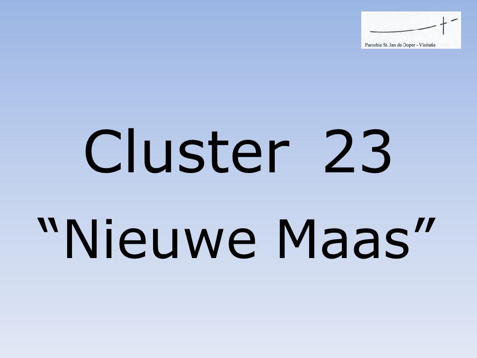 Cluster 23 Nieuwe Maas