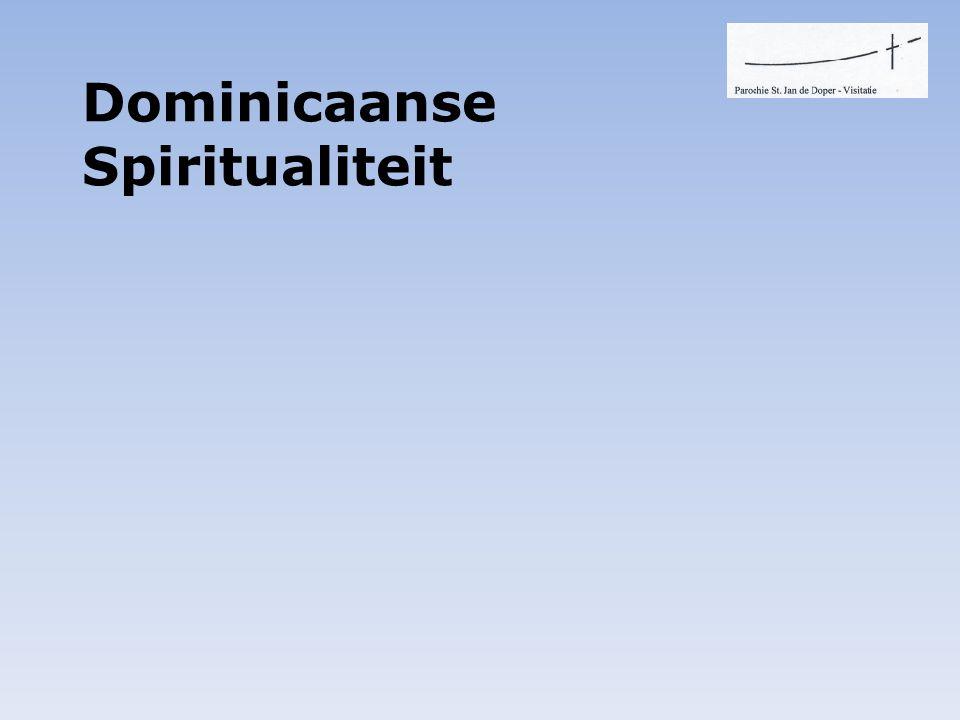 Dominicaanse Spiritualiteit