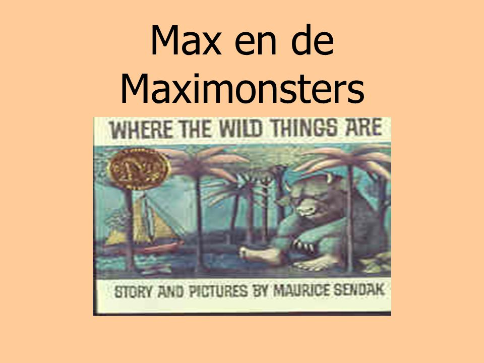 De Maximonsters schreeuwden: Ga niet weg! We houden zo van je – je bent om op te eten!