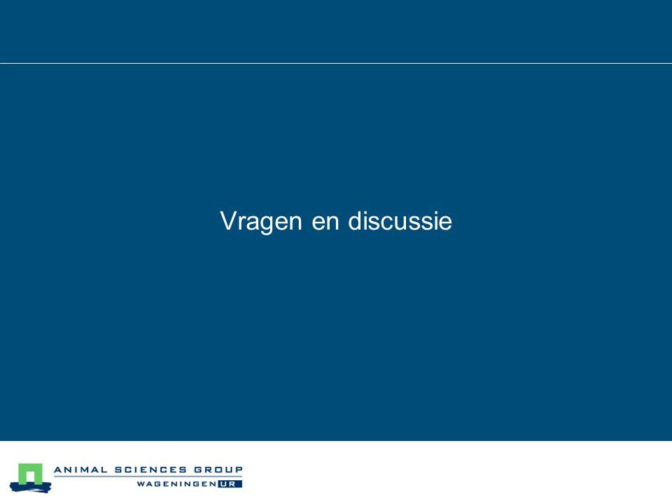 Contact Herman de Boer Telefoon: 0320-293445 Email: Herman.deBoer@wur.nlHerman.deBoer@wur.nl Info uit presentatie mag gebruikt worden onder bronvermelding: Animal Sciences Group van Wageningen UR