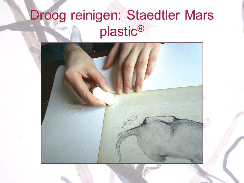 Droog reinigen: Staedtler Mars plastic ®