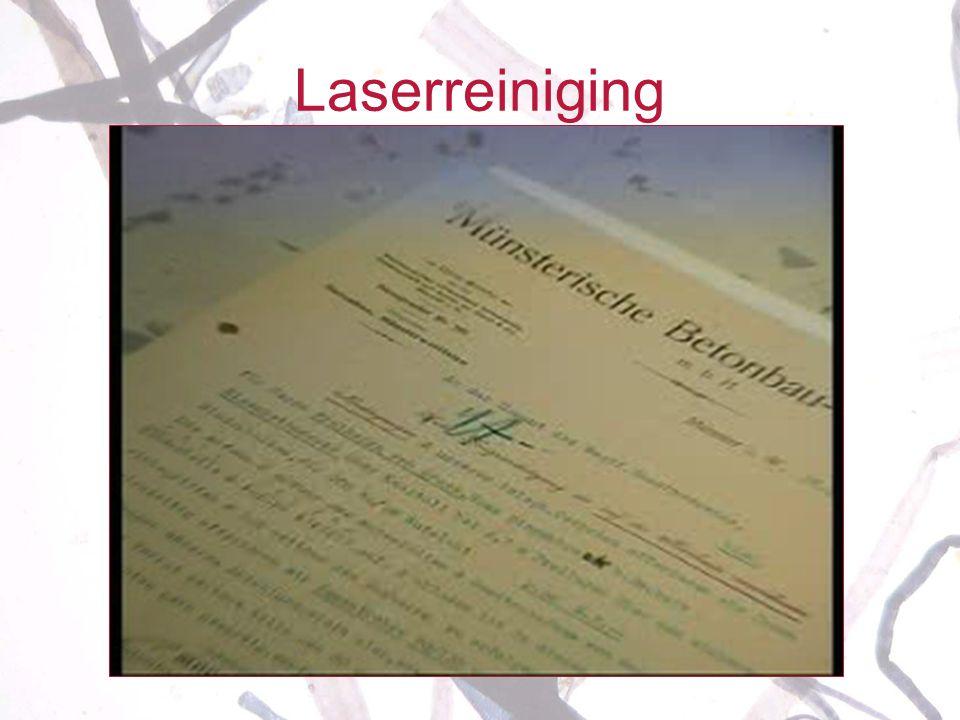 Laserreiniging