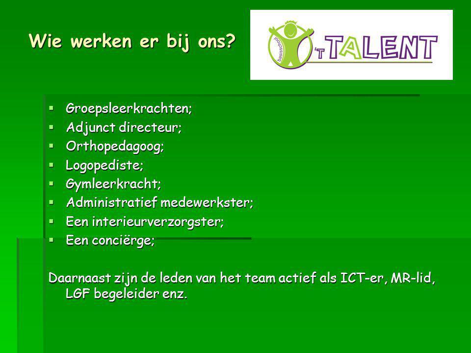 Directievoering en EBC 't Talent valt samen met De Heijcant onder EBC Centrum.