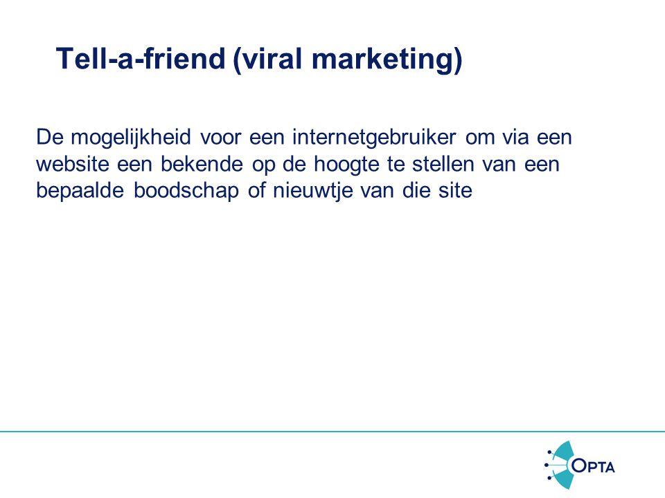 Persoonlijk bericht Nieuwsbrief Aan: Pietersen@oosterziekenhuis.nl Product/dienst verkocht of toestemming verkregen? - (in)direct promoten van organis