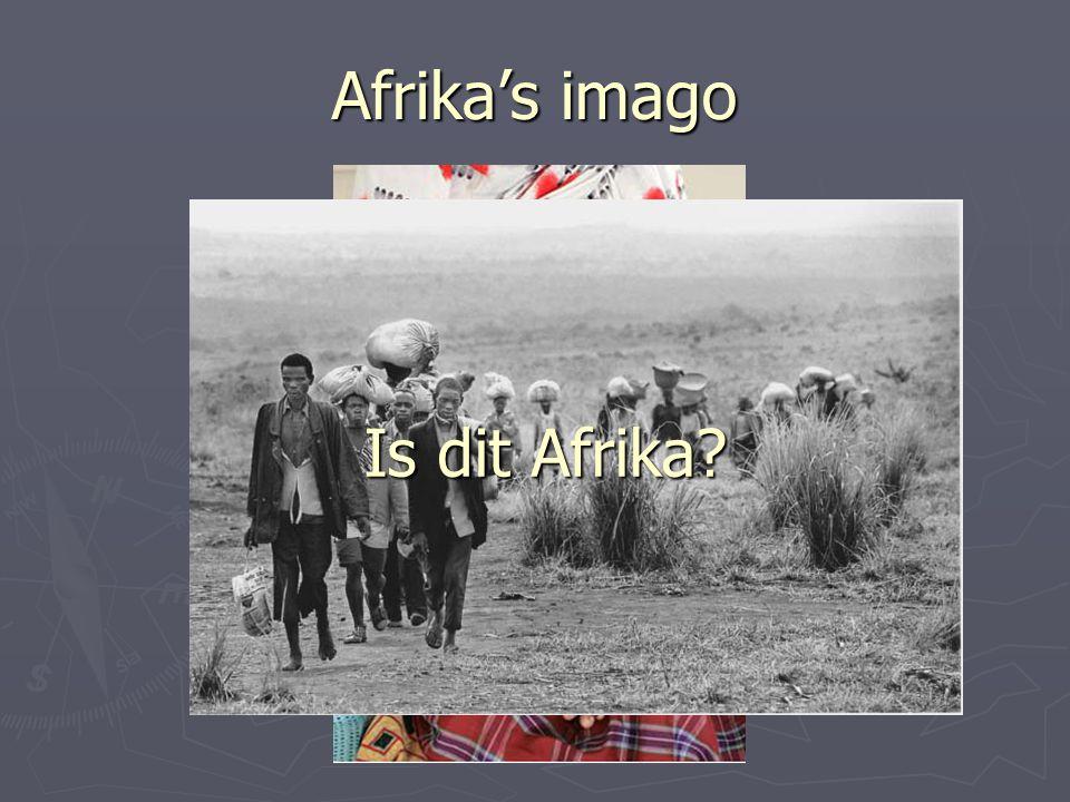 Afrika's imago Is dit Afrika