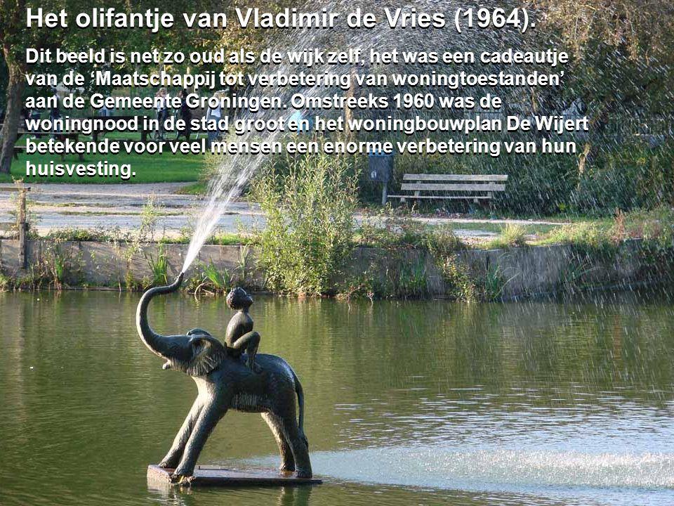 Het olifantje van Vladimir de Vries (1964).