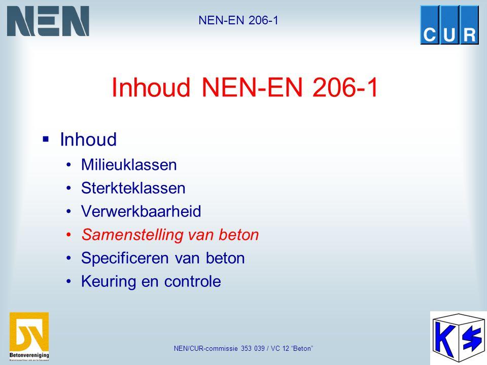 """NEN-EN 206-1 NEN/CUR-commissie 353 039 / VC 12 """"Beton"""" Zetmaat versus Schudmaat 300 ± 2 mm 100 ± 2 mm 200 ± 2 mm 130 ± 2 mm 200 ± 2 mm NEN-EN 12350-2"""
