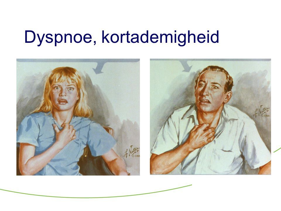 Dyspnoe, kortademigheid